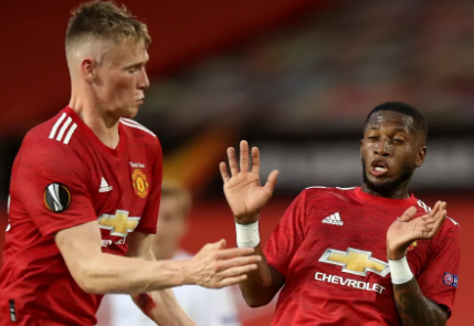 Valentine's Day Fred McTominay