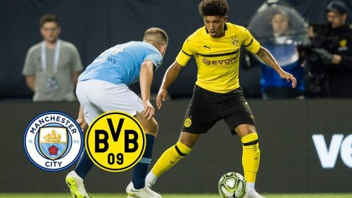 City Dortmund UCL quarterfinal preview